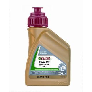 Alyva CASTROL FORK Oil 5W Synthetic 0,5l