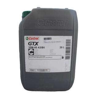 Alyva CASTROL GTX 10w40 A3/B4 20L