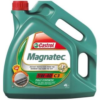 Alyva CASTROL Magnatec C3 5w40 4L