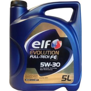 Alyva ELF Evolution Full Tech FE 5W30 5L
