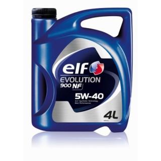 Alyva ELF Evolution 900 NF 5W40 4L
