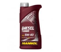 MANNOL DIESEL TURBO 5W-40 1L
