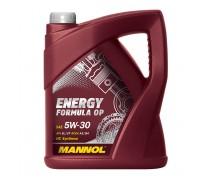 MANNOL ENERGY FORMULA OP 5W-30 5L