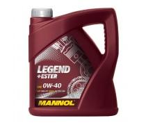 MANNOL LEGEND+ESTER 0W-40 4L