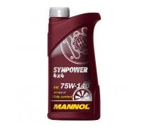 MANNOL SYNPOWER 4x4 75W-140 1L