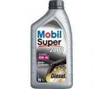 Alyva Mobil Super 2000 X1 Diesel 10w40 1L