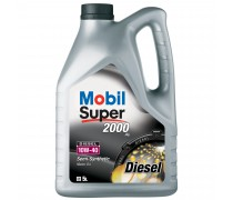 Alyva Mobil Super 2000 X1 Diesel 10w40 5L