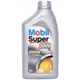 Alyva Mobil Super 3000 X1 5w40  1L