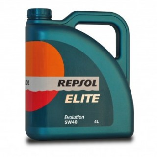 Alyva REPSOL ELITE EVOLUTION 5W40 4L