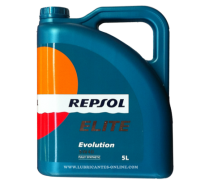 Alyva REPSOL ELITE EVOLUTION 5W40 5L