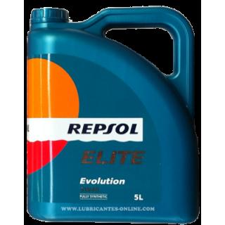 Alyva REPSOL ELITE EVOLUTION 5W40 5L