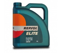 Alyva REPSOL ELITE EVOLUTION LONG LIFE 5W30 5L