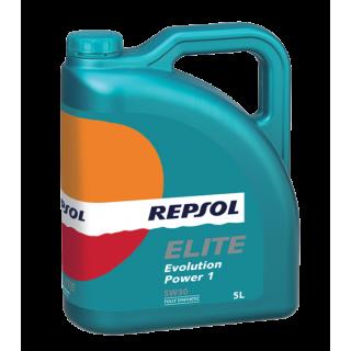 Alyva REPSOL ELITE EVOLUTION POWER 1 5W30 5L
