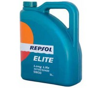 Alyva REPSOL ELITE LONG LIFE 5W30 5L