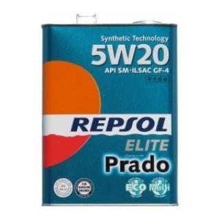 Alyva REPSOL ELITE PRADO 5W20 4L