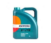 Alyva REPSOL ELITE TURBO LIFE 0W30 5L