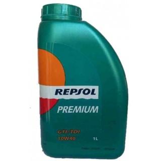 Alyva REPSOL PREMIUM GTI/TDI 10W40 1L