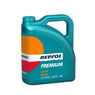 Alyva REPSOL PREMIUM TECH 5W30 5L