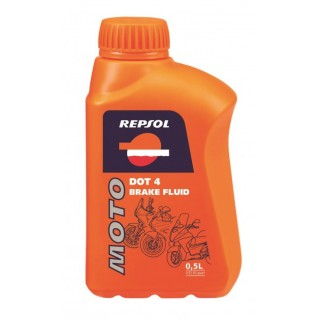 Stabdžių skystis | BRAKE FLUID DOT 4 (500 ml)