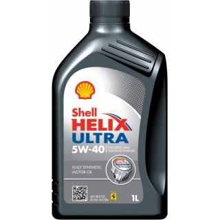 Alyva SHELL Helix Ultra 5W40 1L