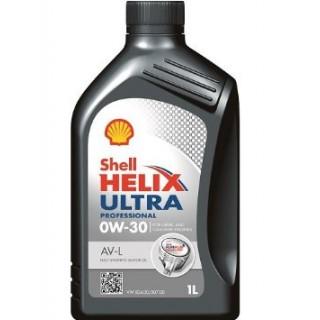 Alyva SHELL Helix Ultra Professional AV-L 0W30 1L
