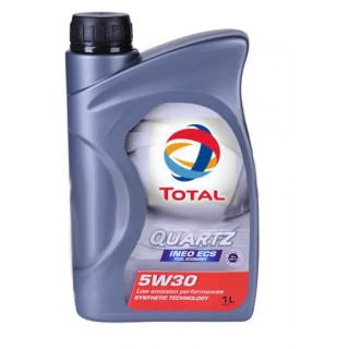 Alyva TOTAL Quartz Ineo ECS 5W30 1L