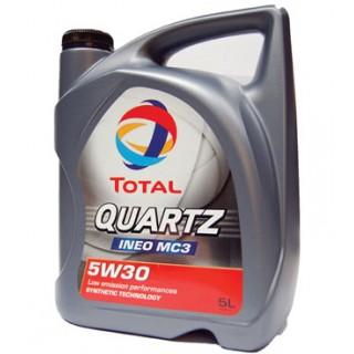 Alyva TOTAL Quartz Ineo MC 3 5W30 5L