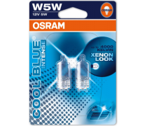 OSRAM COOL BLUE INTENSE 4000K 12V | 2825HCBI-02B