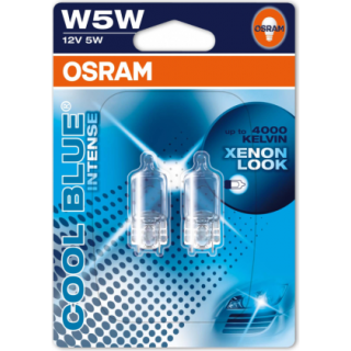 OSRAM COOL BLUE INTENSE 4000K 12V | 2825HCBI-02B