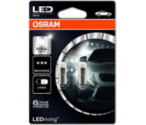 OSRAM  COOL WHITE 1W 12V | 3850CW-02B
