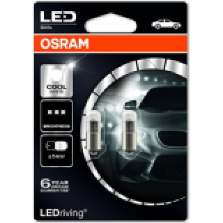 OSRAM  COOL WHITE 1W 12V | 3850CW-02B