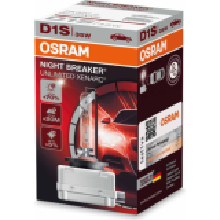 OSRAM XENARC NIGHT BREAKER UNLIMITED D1S 35W | 66140XNB