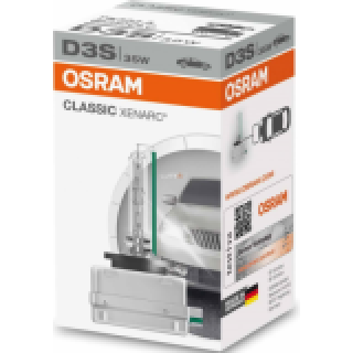 OSRAM CLASSIC XENARC D3S 35W | 66340CLC