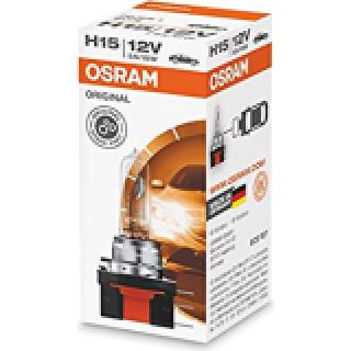 OSRAM ORIGINAL LINE H15 15/55W 12V | 64176