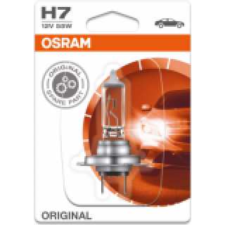 OSRAM ORIGINAL LINE H7 55W 12V | 64210-01B