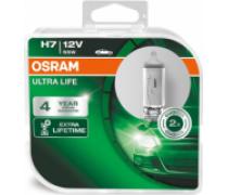 OSRAM ULTRA LIFE H7 55W 12V | 64210ULT-HCB
