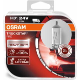 OSRAM TRUK STAR PRO H7 70W 24V | 64215TSP-HCB