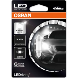 OSRAM COOL WHITE LED 1W 12V | 6499CW-01B