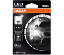 OSRAM COOL WHITE LED 1W 12V | 6497CW-01B