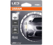 OSRAM COOL WHITE LED 1W 12V | 6431CW-01B