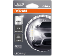 OSRAM COOL WHITE LED 1W 12V | 6441CW-01B