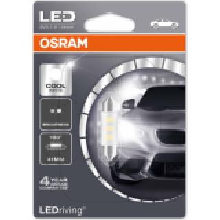 OSRAM COOL WHITE LED 1W 12V | 6441CW-01B