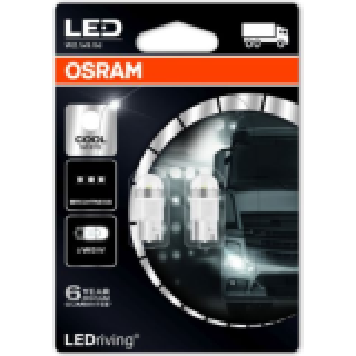 OSRAM COOL WHITE LED 1W 24V | 2824CW-02B