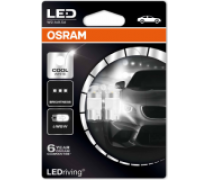 OSRAM COOL WHITE LED 1W12V | 2850CW-02B