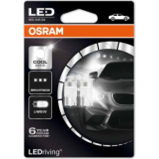 OSRAM COOL WHITE LED 1W12V | 2850CW-02B