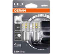 OSRAM COOL WHITE STANDARD 6000K LED 2,5W 12V | 1457CW-02B